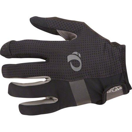 Pearl Izumi Elite Gel Men's Full Finger Glove: Black (Pearl Izumi Mens Pro Pittards Gel Glove)