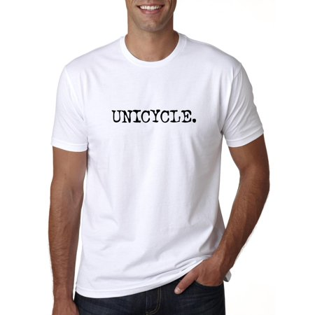 Simple Classic T-shirt - Unicycle - Simple Classic Men's T-Shirt