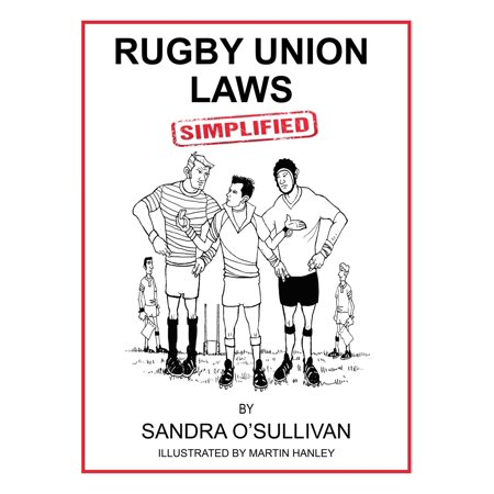 Rug By Union - Rugby Union Laws Simplified - eBook