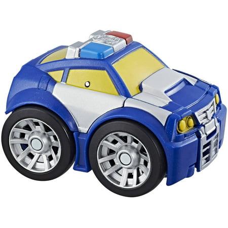 Playskool heroes transformers rescue bots flip racers - Playskool helmet heroes police officer ...