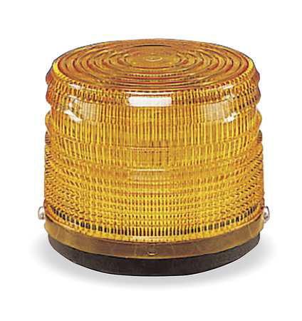 Strobe Light,Amber,Flash Tube FEDERAL SIGNAL 141ST-024A