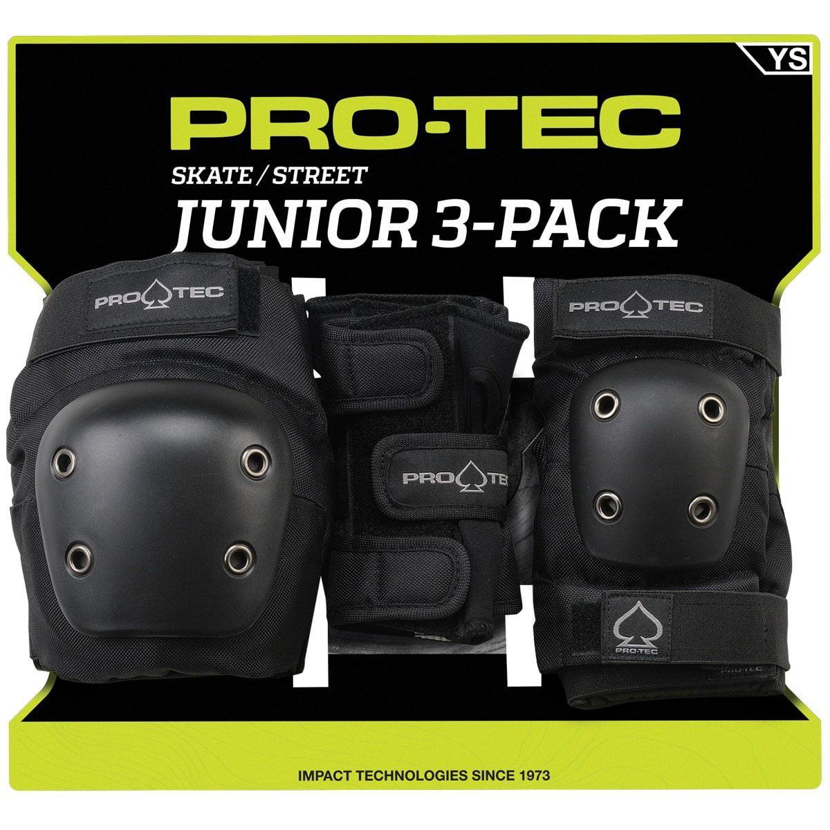 Pro-Tec Street Gear Junior Three Pad Pack 2014