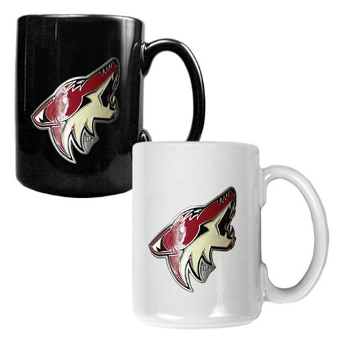 Great American NHL Logo Ceramic Mug Set