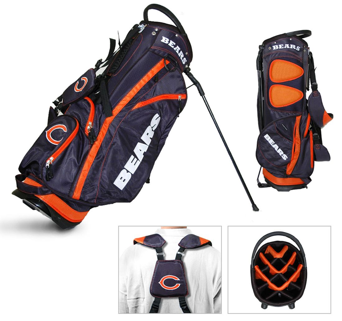 Chicago Bears Fairway Golf Stand Bag by