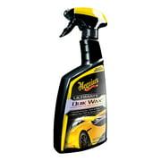 Best Car Spray Waxes - Meguiar's Ultimate Quik Wax, G2009024, 24oz Review