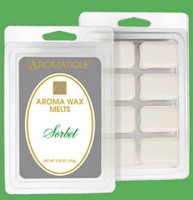 SORBET WAX MELT 2.7 oz by Aromatique