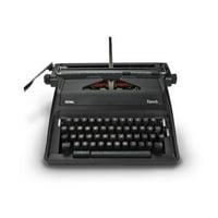 Epoch Epoch Portable Manual Typewriter