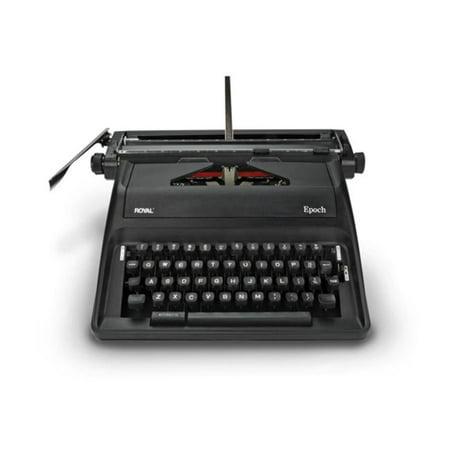 Epoch Epoch Portable Manual Typewriter - image 1 of 1