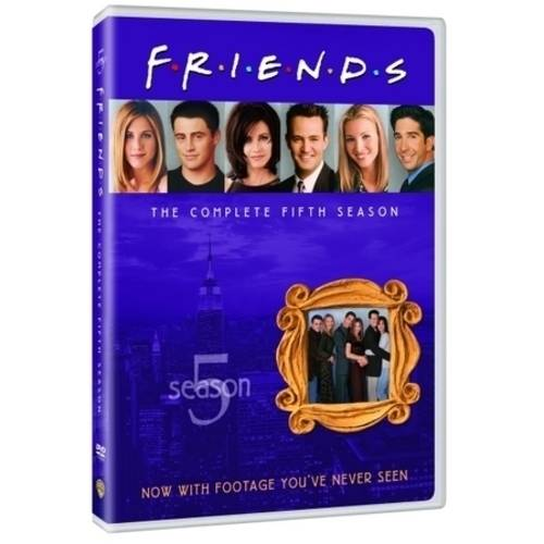 Friends: The Complete Fifth Season (Full Frame)