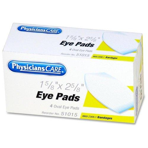 """Acme United Eye Patch Pad With Tape Strips - 4 X Piece[s]2"""" (51015_40)"""