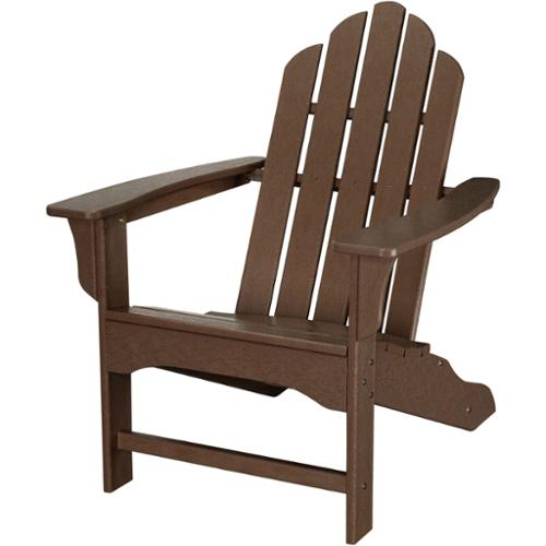 Hanover  Outdoor HVLNA10MA Mahogany All-weather Contoured Adirondack Chair
