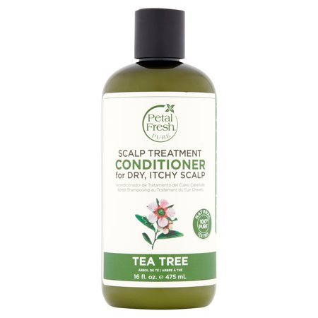 Petal Fresh Pure Tea Tree Scalp Treatment Conditioner  16 Fl Oz