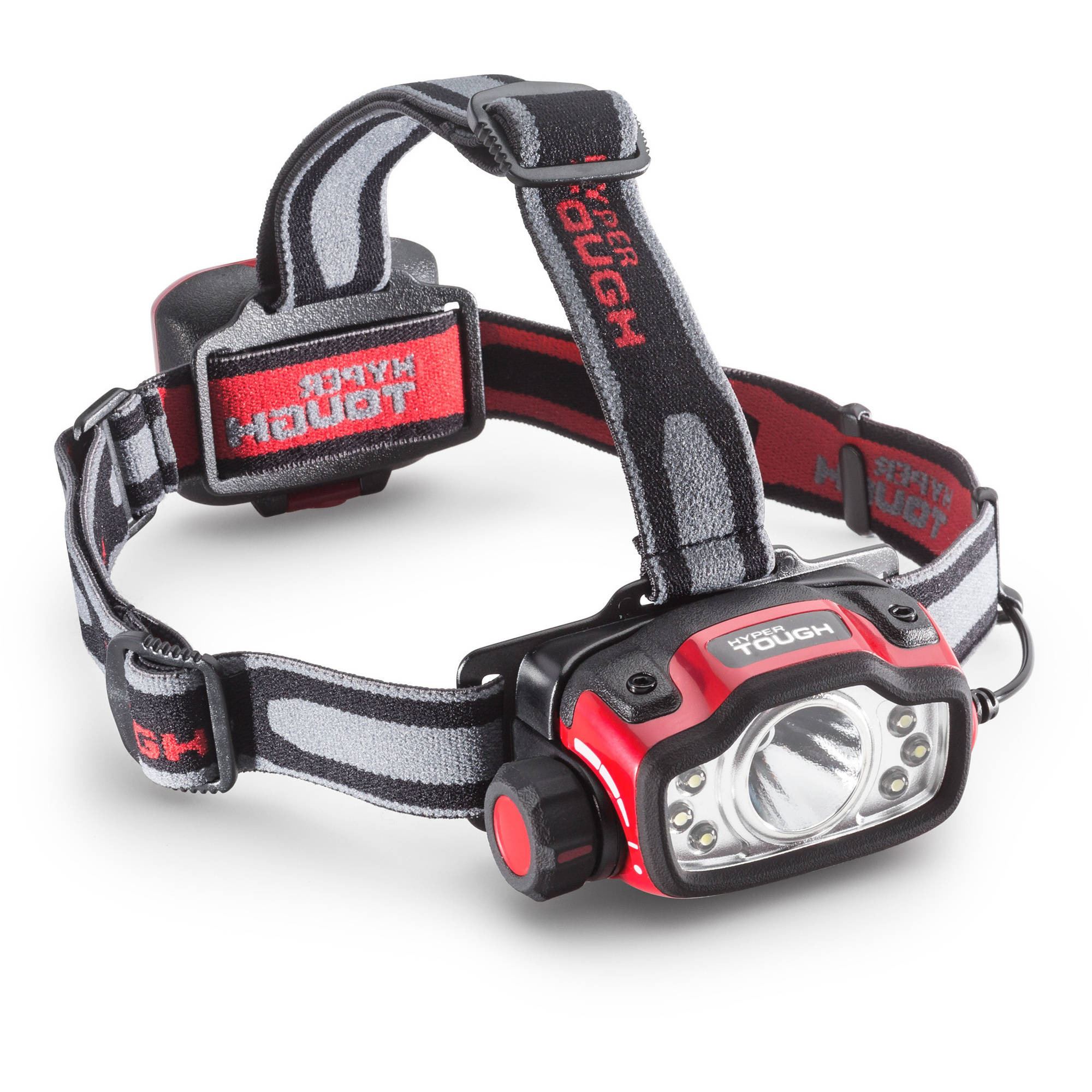 Hyper Tough 3 Aa 200 Lumen Headlamp Walmart Com