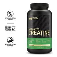 Optimum Nutrition Micronized Creatine Powder, 60 Servings