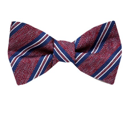 Self Tie Silk Bow Tie XL for Men Big and Tall - Many Colors and Patterns.