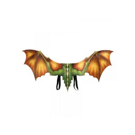 MarinaVida 3D Dragon Wing Halloween Mardi Gras Dragon Costume Cosplay Party