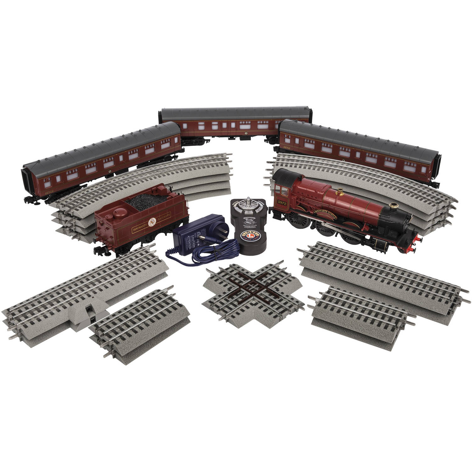 Lionel Trains Hogwarts Set with O Gauge Value Pack by Lionel Trains