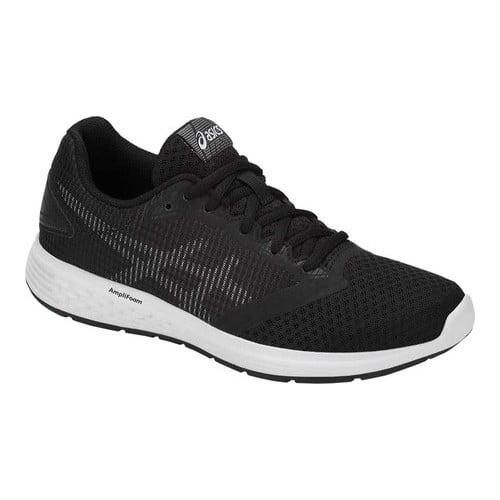 patriot 10 running shoes, 9.5m, black