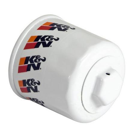 K&N HP-1008 Performance Wrench-Off Oil Filter (Kohler 25 Hp Oil Filter Cross Reference)