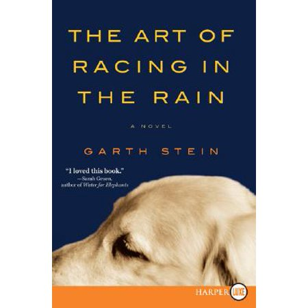 The Art of Racing in the Rain (Paperback)(Large