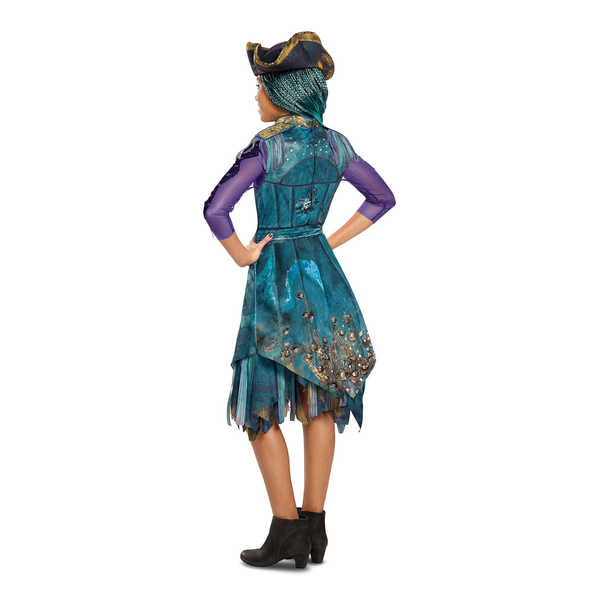 Disneyu0027s Descendants 2: Uma Classic Isle Look Child Costume   Walmart.com