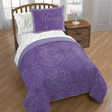 Harry Potter Whimsical Witch 4 Piece Twin Bed in a Bag