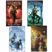 The Blades of the Rose Bundle: Warrior, Scoundrel, Rebel, & Stranger - eBook
