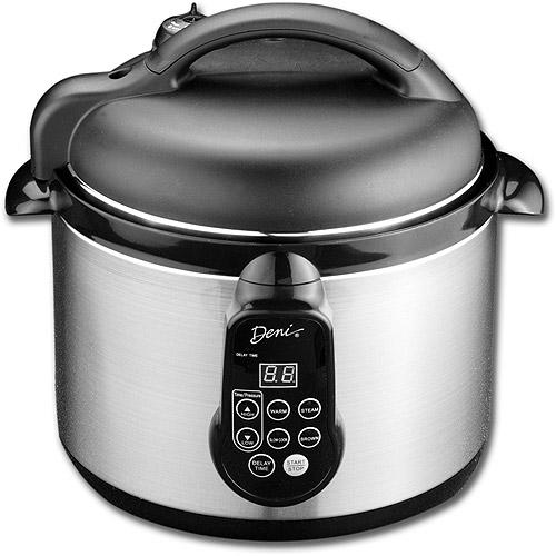 Deni 5-quart Electric Pressure Cooker