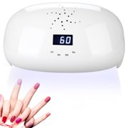Best Fan Nail Dryers - UV LED Nail Lamp Hilitand 72W Nail Dryer Review