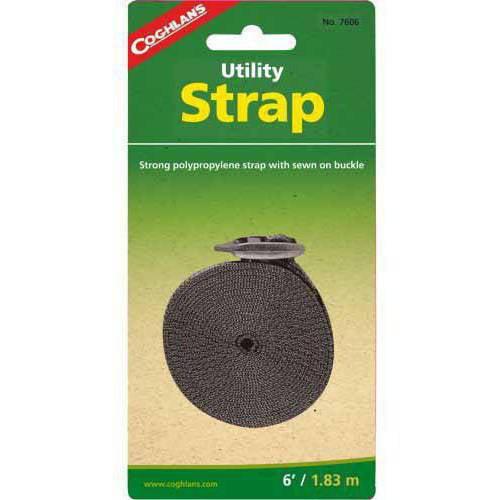 Coghlan's Coghlan's Utility Strap, 6'