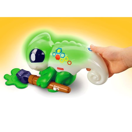 Fisher Price Think   Learn Smart Scan Color Chameleon