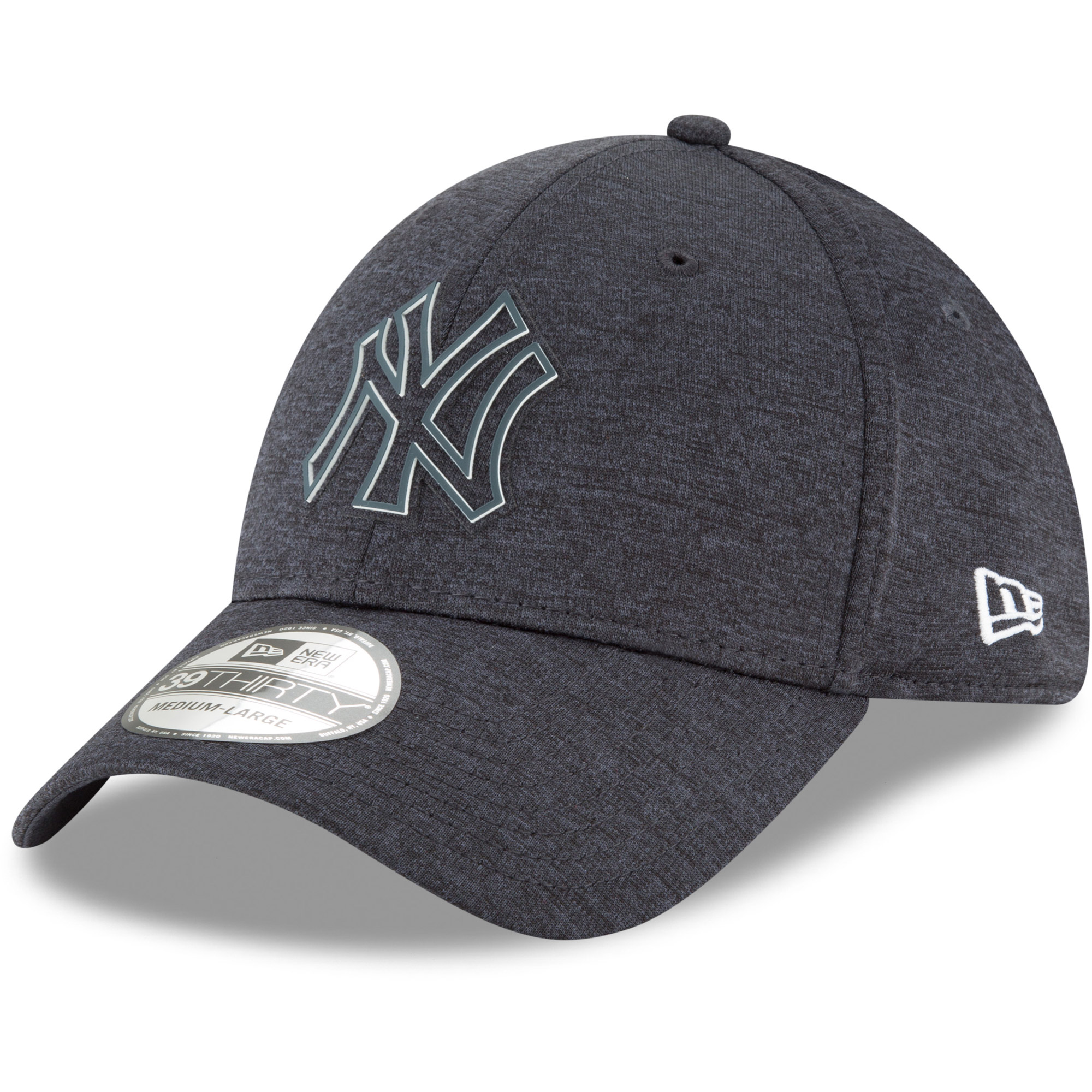 New York Yankees New Era Youth 2018 Clubhouse Collection Classic 39THIRTY Flex Hat - Navy - Child/Yth