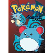 Pokemon Elements Volume 3: Water (DVD)