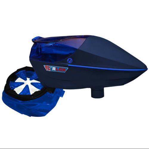 Virtue Spire Paintball Loader - Russian Legion - Dark Navy/Blue