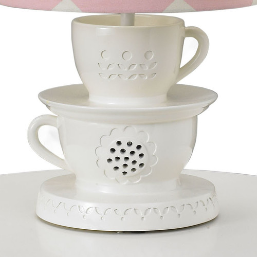 Lolli Living Teacup 7.5'' H Table Lamp Base