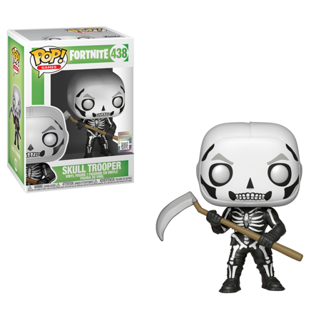 Funko POP! Games: Fortnite S1 - Skull Trooper - Blackhole Trooper