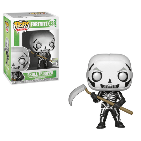 Travel Pop (Funko POP! Games: Fortnite S1 - Skull Trooper )