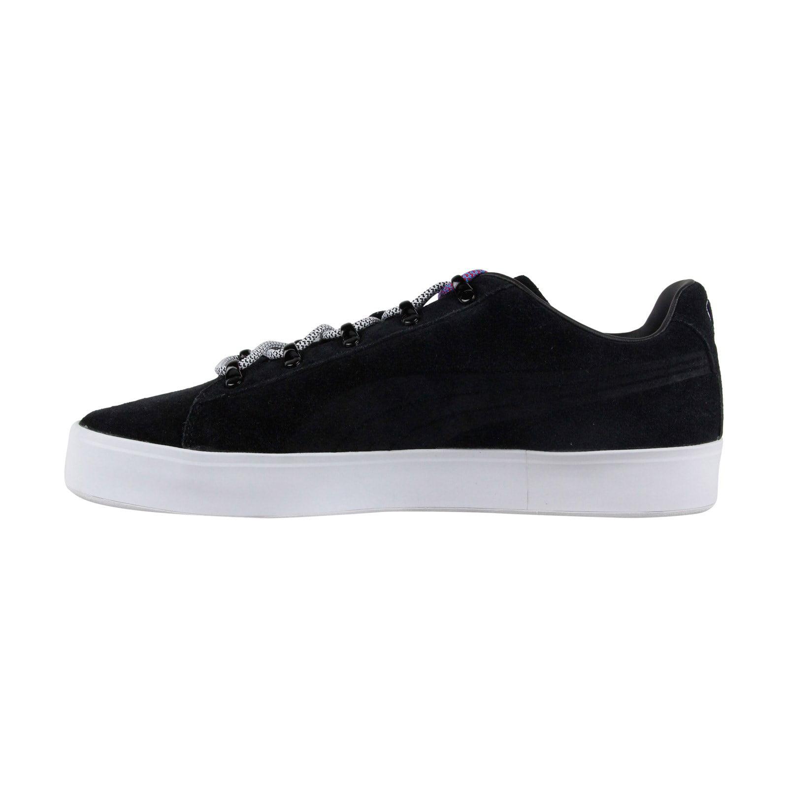 Puma Men's X Dp Court Platform S Black Ankle-High Fashion Sneaker - 11M