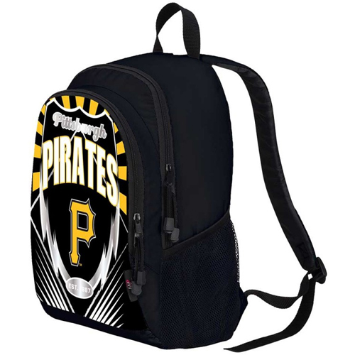 Pittsburgh Pirates The Northwest Company Lightning Backpack - No Size