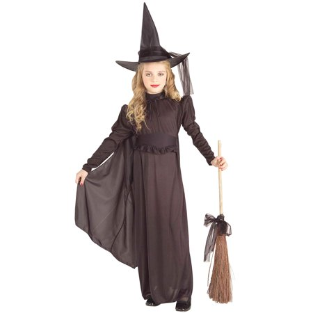 Basic Witch Child Costume - Witches Costume Ideas