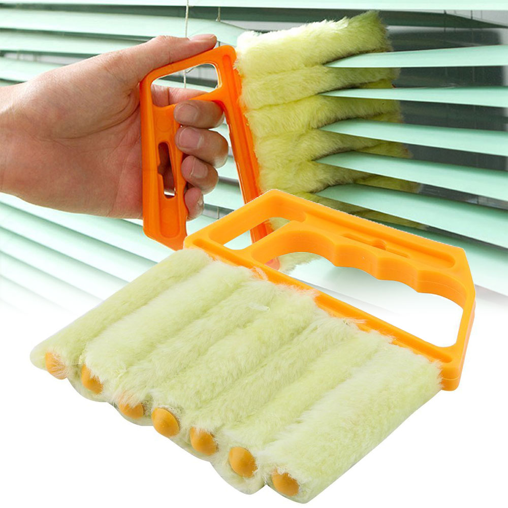 Microfibre Blind Brush Window Air Conditioner Duster Dirt
