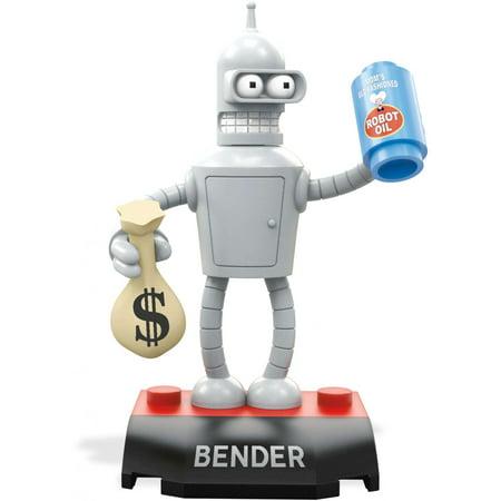 Mega Construx Heroes Bender
