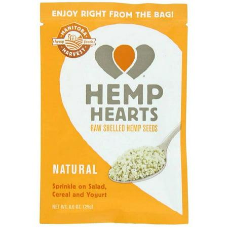 Manitoba Harvest Hemp Hearts  Raw Shelled Hemp Seeds  All Natural  12  9 Oz