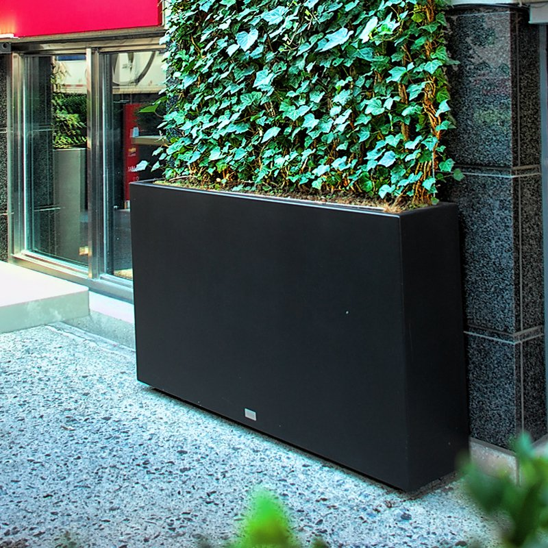 Veradek Metallic Series SPAN Planter