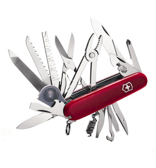 Swiss Champ Pocket Knife, Victorinox, 53501