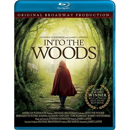 Rays Wood (Into the Woods: Stephen Sondheim (Blu-ray))