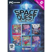 Sierra Space Quest Collection [windows 98/me/2000/xp]
