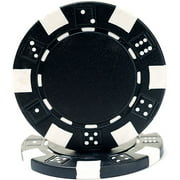 11.5 Gram Casino Poker Striped Chips by TRADEMARK GAMES INC
