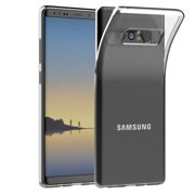 Galaxy Note 8 Case, JETech Two-Layer Slim Protective Case Cover with Shock-Absorption and Carbon Fiber for Samsung Galaxy Note 8 (Grey)