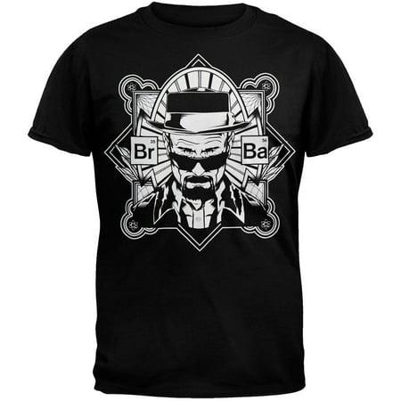 Breaking Bad - Heisenberg Elements T-Shirt